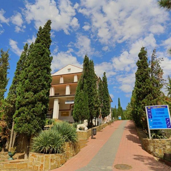 отель крымская весна в судаке официальный сайт